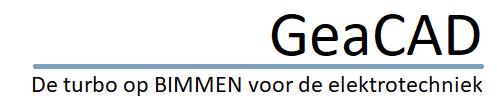 GeaCAD Logo